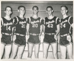 Men's Basketball Team of ca. 1964