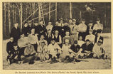 Baseball Team of 1916 - 1917 --Oglethorpe's First Baseball Team