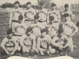 Baseball Team of 1928 - 1929