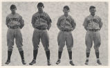 Baseball Team Members of 1930 - 1931