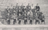 """Baby Petrels"" Freshmen Football Team of 1930 - 1931"